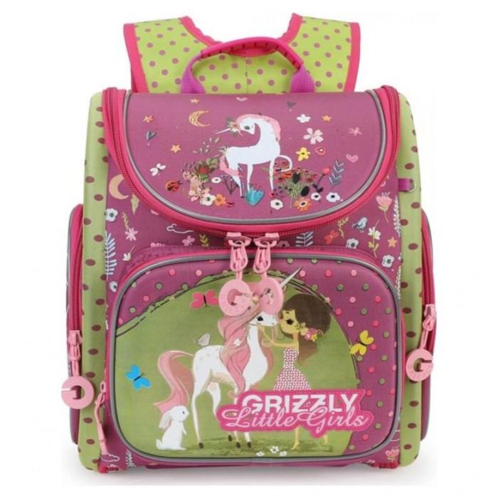 Картинка для Grizzly Рюкзак школьный RA-971-1