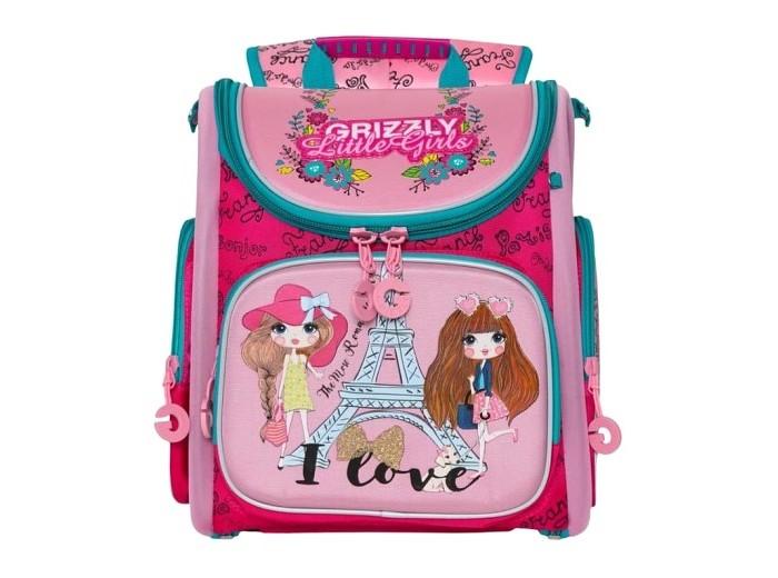 Купить Школьные рюкзаки, Grizzly Рюкзак RA-971-2
