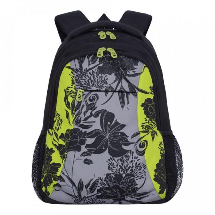 Купить Школьные рюкзаки, Grizzly Рюкзак RD-142-2