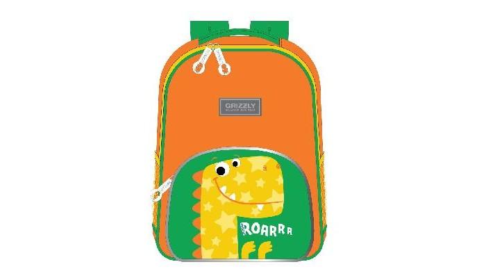 Купить Школьные рюкзаки, Grizzly Рюкзак детский RK-076-6