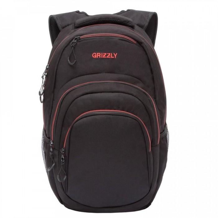 Фото - Школьные рюкзаки Grizzly Рюкзак RQ-003-3 рюкзак grizzly rq 008 2 3 16 хаки