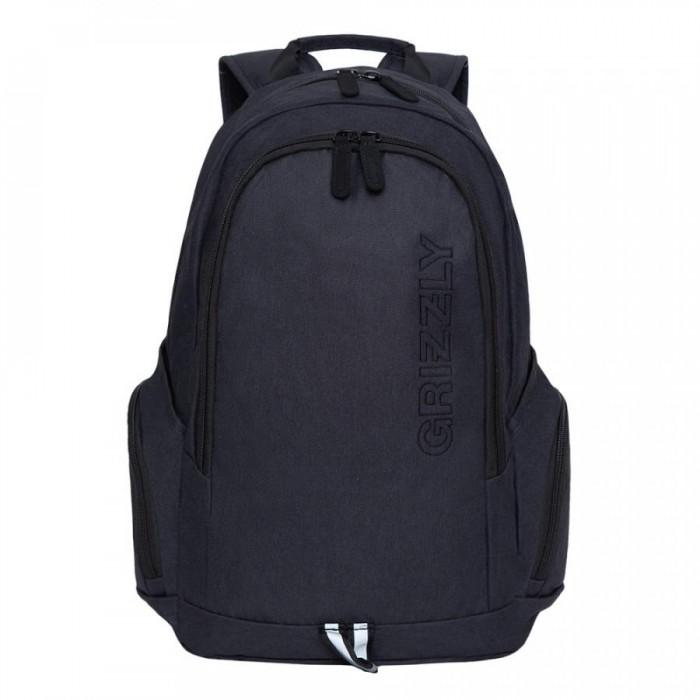 Школьные рюкзаки Grizzly Рюкзак RQ-004-1