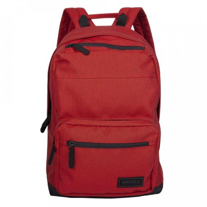 Фото - Школьные рюкзаки Grizzly Рюкзак RQ-008-11 рюкзак grizzly rq 008 2 3 16 хаки