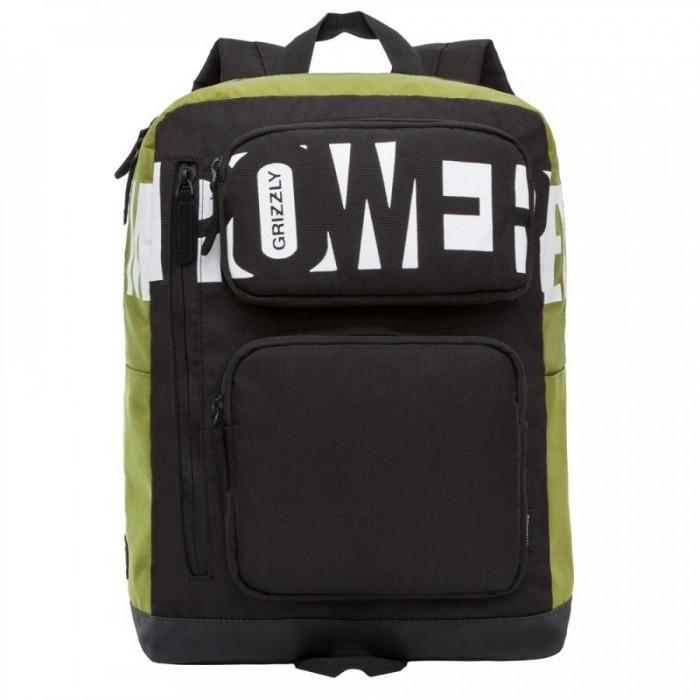 Купить Школьные рюкзаки, Grizzly Рюкзак RQ-009-2