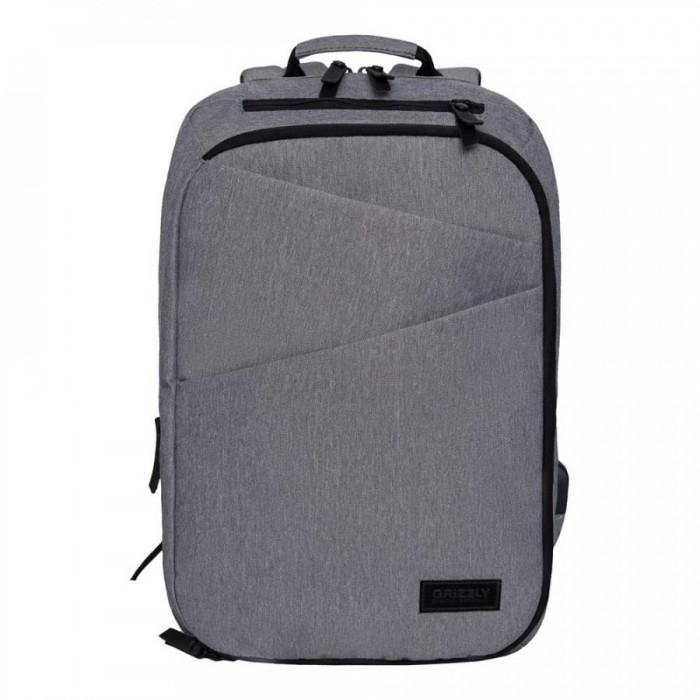 Школьные рюкзаки Grizzly Рюкзак RQ-016-1