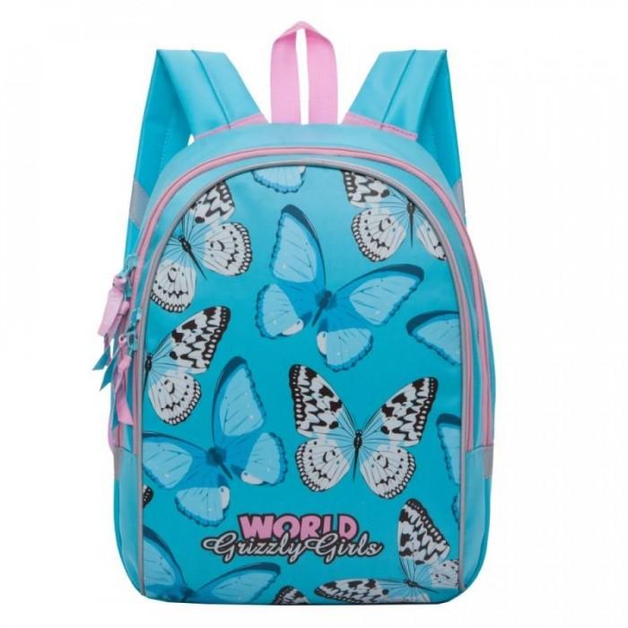 Купить Школьные рюкзаки, Grizzly Рюкзак RS-897-1