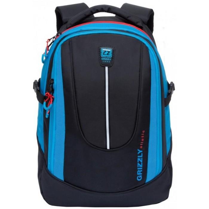 Купить Школьные рюкзаки, Grizzly Рюкзак RU-034-1