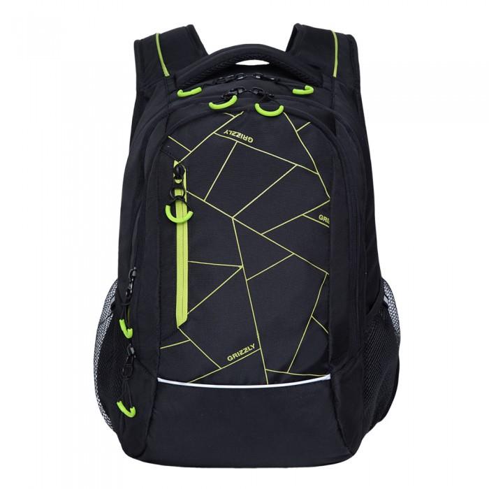 Школьные рюкзаки Grizzly Рюкзак RU-138-4