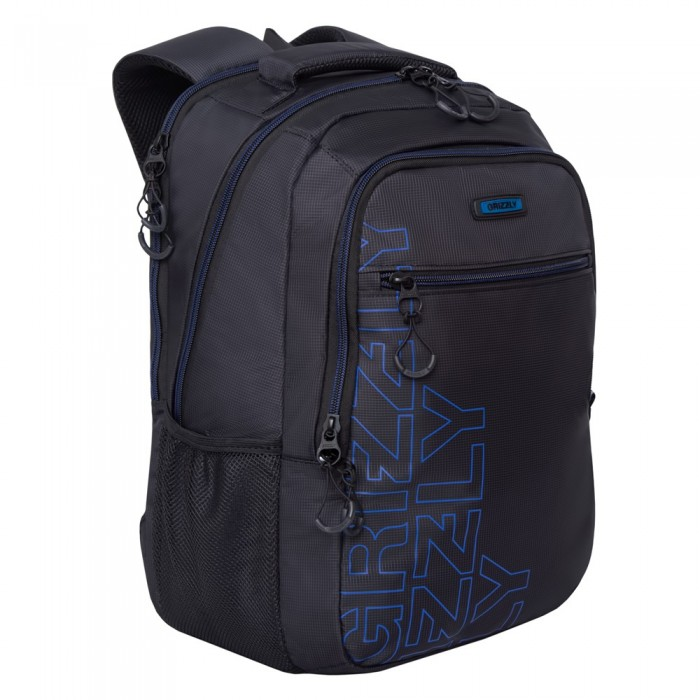 Школьные рюкзаки Grizzly Рюкзак RU-922-2