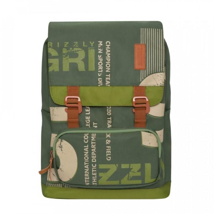Картинка для Школьные рюкзаки Grizzly Рюкзак RU-929-1