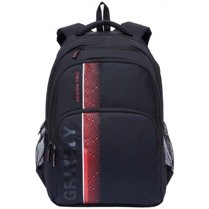 Купить Школьные рюкзаки, Grizzly Рюкзак RU-934-5