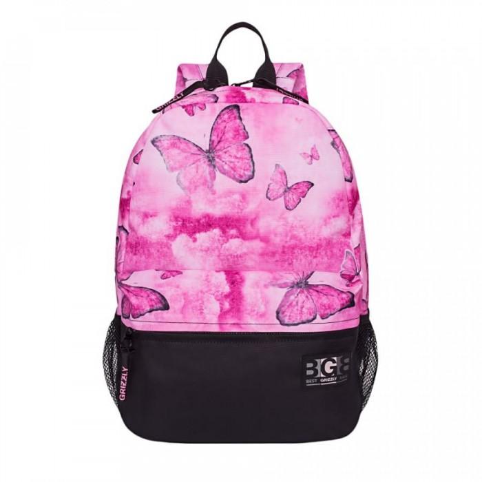 Купить Школьные рюкзаки, Grizzly Рюкзак RX-941-2