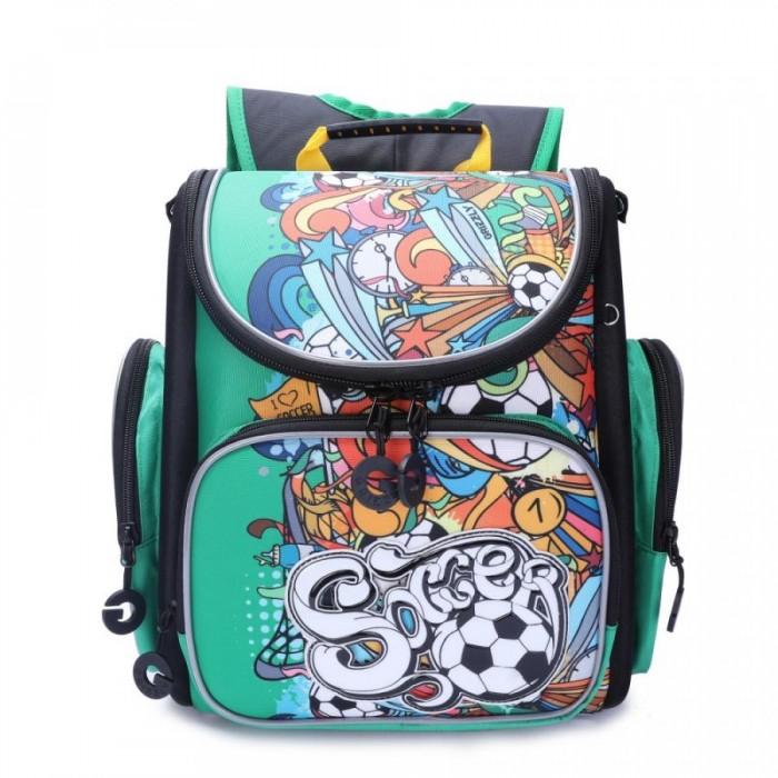 Школьные рюкзаки Grizzly Рюкзак школьный RA-970-6 школьные рюкзаки grizzly рюкзак школьный ra 970 4