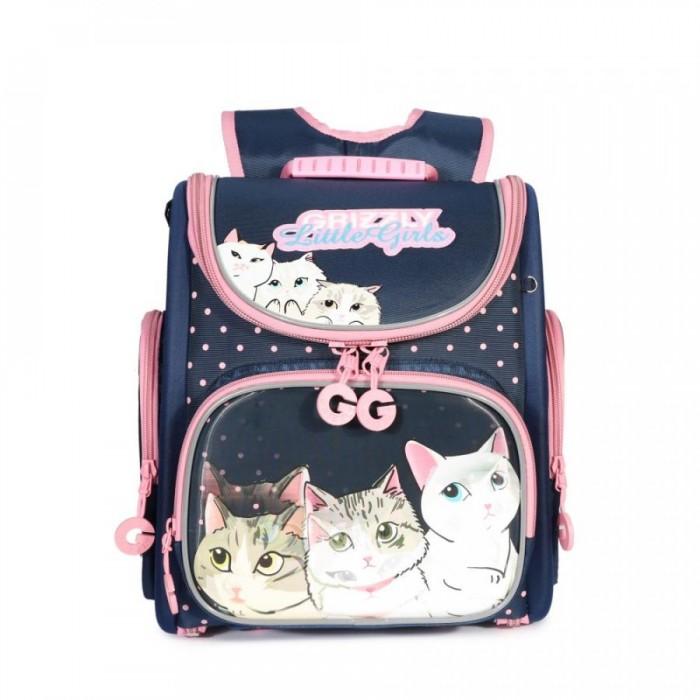 Школьные рюкзаки Grizzly Рюкзак школьный RA-971-4 школьные рюкзаки grizzly рюкзак школьный ra 970 4