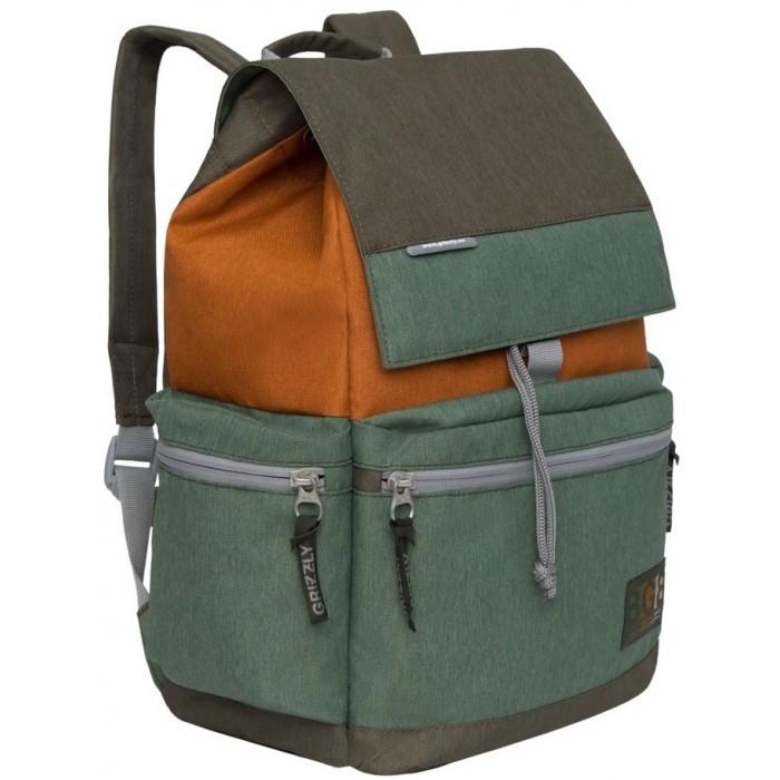 Купить Школьные рюкзаки, Grizzly Рюкзак RQ-006-2