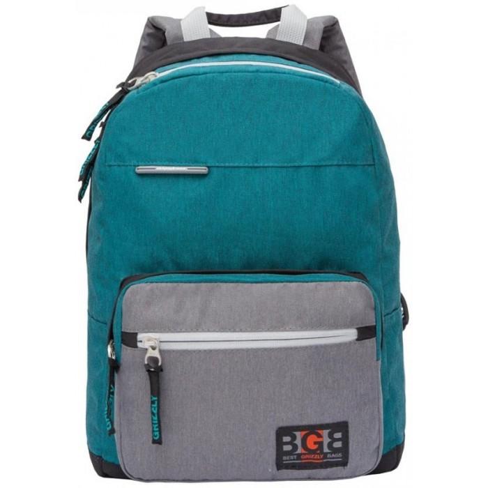 Купить Школьные рюкзаки, Grizzly Рюкзак RQ-008-2