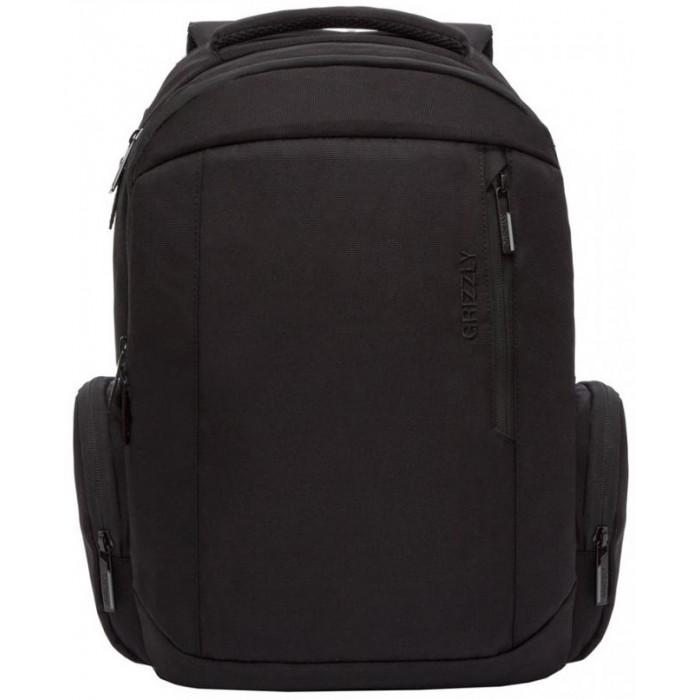 Купить Школьные рюкзаки, Grizzly Рюкзак RQ-012-1/2