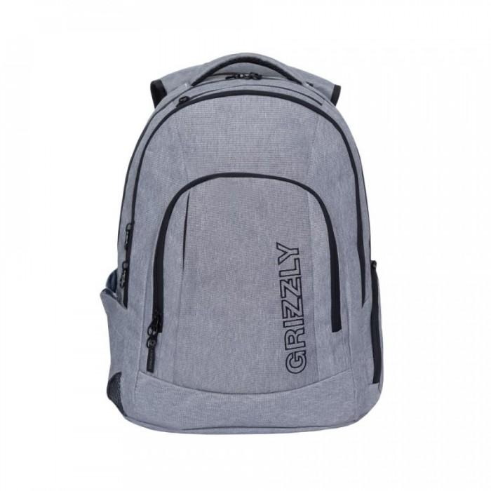 Картинка для Школьные рюкзаки Grizzly Рюкзак молодежный RQ-903-2