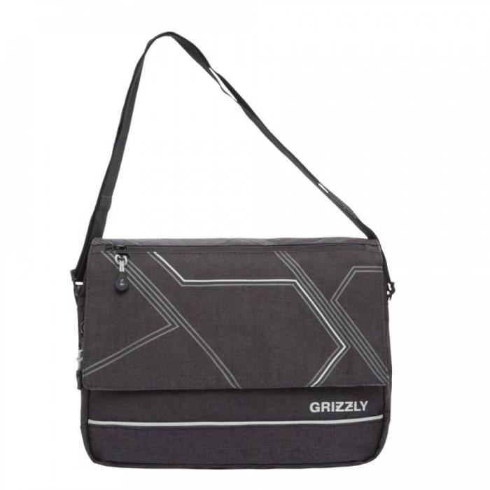 Купить Школьные рюкзаки, Grizzly Сумка MM-805-4