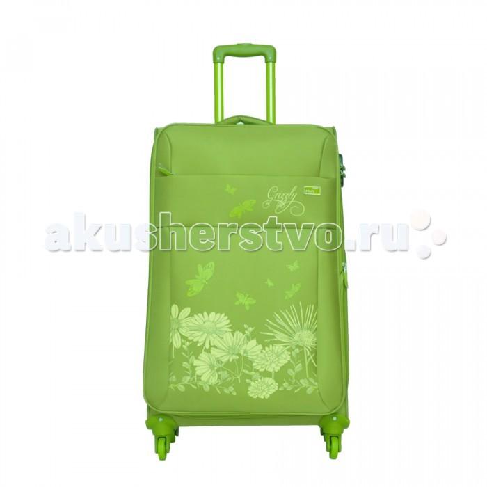 Grizzly LT-594 чемодан 20LT-594 чемодан 20LT-594 Чемодан 20   Супер-легкий чемодан 20  на четырех колесах, с телескопической ручкой, встроенным кодовым замком, с трансформирующимся основным отделением, объемным карманом в крышке, с внутренним карманом на молнии, регулируемыми фиксирующими стропами на фастексах.   В комплект входит водонепроницаемый несессер.<br>