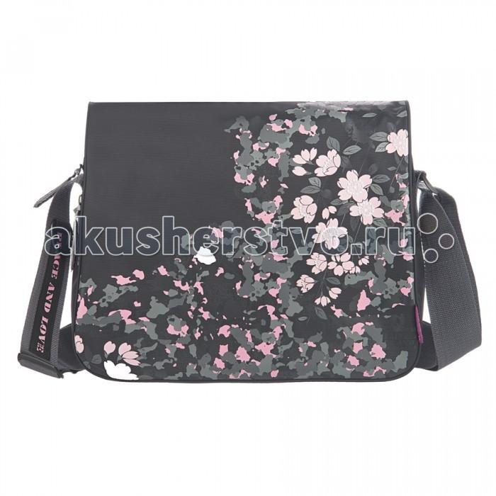 Школьные рюкзаки Grizzly MD-533-2 Сумка молодежная женская молодежная лихорадка