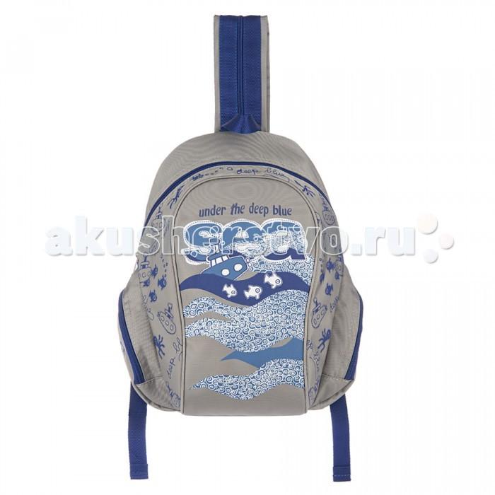 Школьные рюкзаки Grizzly Рюкзак детский RS-547-1 рюкзаки grizzly рюкзак