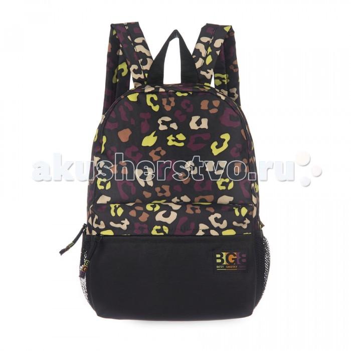 Школьные рюкзаки Grizzly Рюкзак RD-644-1 рюкзаки grizzly рюкзак