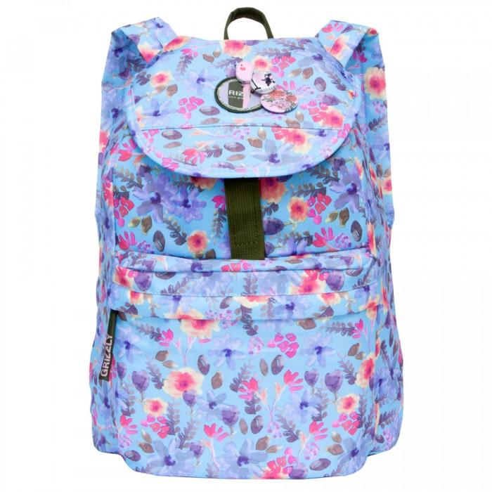 Школьные рюкзаки Grizzly Рюкзак RD-646-1 рюкзаки grizzly рюкзак