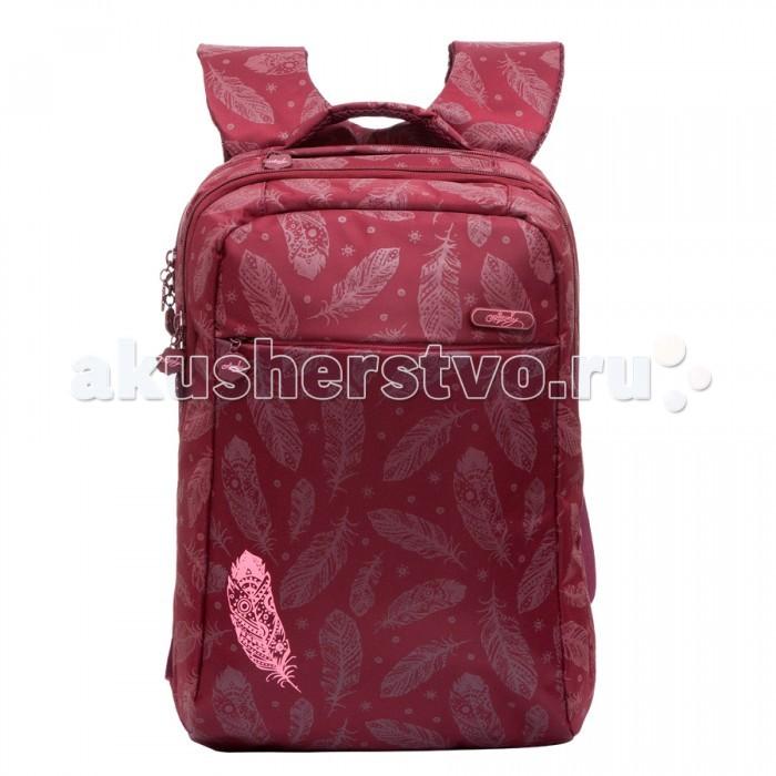 Grizzly Рюкзак RD-649-1Рюкзак RD-649-1Grizzly Рюкзак RD-649-1 выполнен из очень легкой, эластичной ткани высокой прочности. Она устойчива к износу, хорошо стирается и быстро сохнет, сохраняя свою форму.  Особенности: два отделения,  карман на молнии на передней стенке, боковые карманы из сетки,  внутренний карман на молнии,  внутренний карман-пенал для карандашей,  внутренний укрепленный карман для ноутбука,  укрепленная спинка,  карман быстрого доступа в верхней части рюкзака,  мягкая укрепленная ручка,  нагрудная стяжка-фиксатор,  укрепленные лямки  Объем: 18 л Размеры: 28х16х40 см<br>