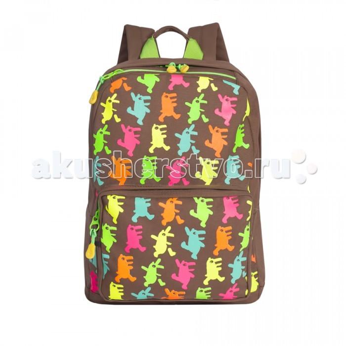 Школьные рюкзаки Grizzly Рюкзак RD-743-1 рюкзаки grizzly рюкзак