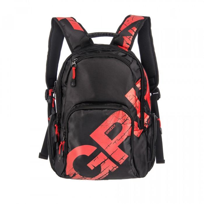 Школьные рюкзаки Grizzly Рюкзак RU-423-1 школьные рюкзаки grizzly рюкзак ru 614 2