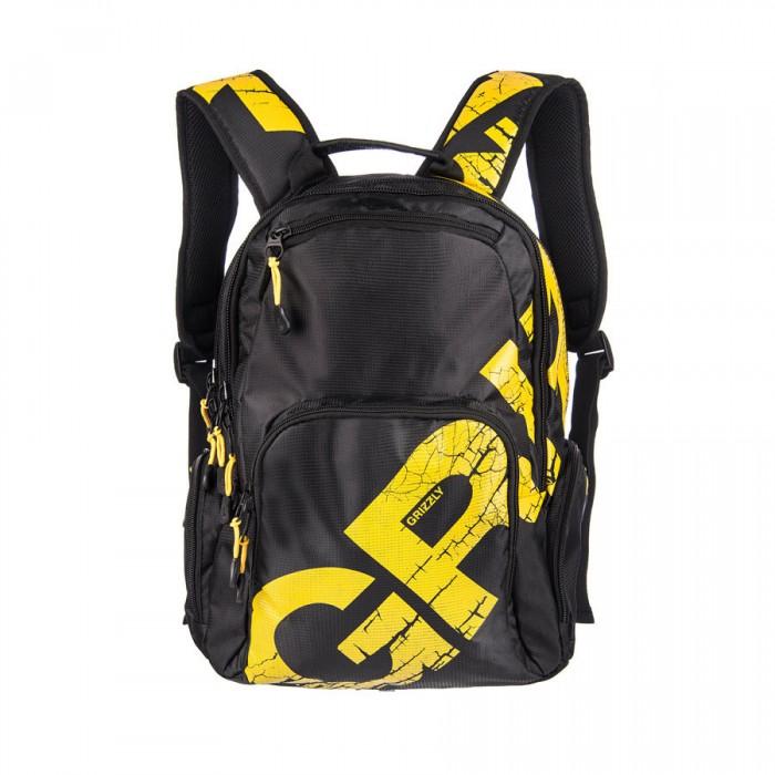Школьные рюкзаки Grizzly Рюкзак RU-423-1