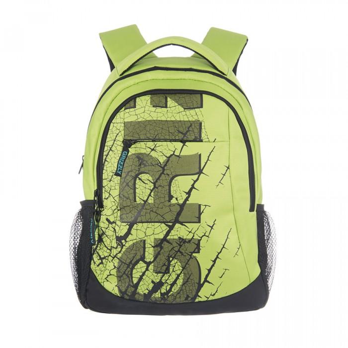 Grizzly Рюкзак RU-528-4Рюкзак RU-528-4Grizzly Рюкзак RU-528-4 выполнен из очень легкой, эластичной ткани высокой прочности. Она устойчива к износу, хорошо стирается и быстро сохнет, сохраняя свою форму.  Особенности: рюкзак молодежный с двумя отделениями,  передним, внутренним и боковыми карманами, карманом-пеналом, укрепленными лямками и спиной, ручкой для переноски и ручкой-петлей.<br>