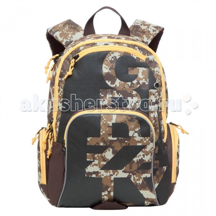 Школьные рюкзаки Grizzly Рюкзак RU-604-1 рюкзаки grizzly рюкзак