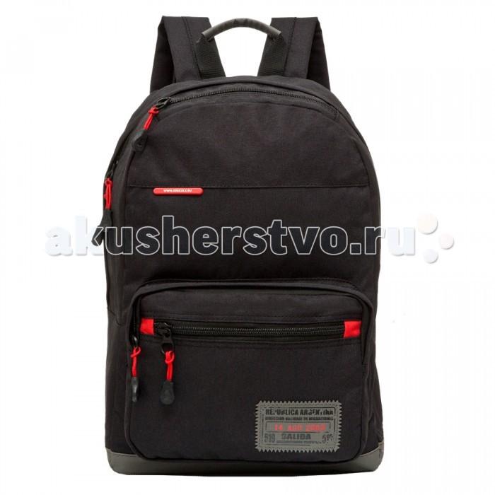 Grizzly Рюкзак RU-614-2Рюкзак RU-614-2Grizzly Рюкзак RU-614-2 выполнен из очень легкой, эластичной ткани высокой прочности. Она устойчива к износу, хорошо стирается и быстро сохнет, сохраняя свою форму.  Особенности: рюкзак молодежный  одно отделение карман на молнии на передней стенке объемный карман на молнии на передней стенке укрепленная спинка карман быстрого доступа в верхней части рюкзака дополнительная ручка-петля укрепленные лямки<br>
