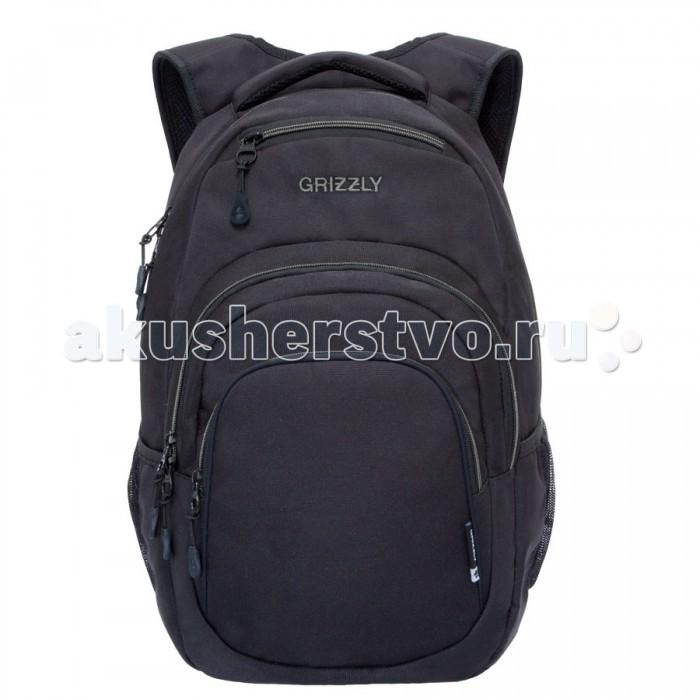 Grizzly Рюкзак RU-700-1Рюкзак RU-700-1Grizzly Рюкзак RU-700-1 выполнен из очень легкой, эластичной ткани высокой прочности. Она устойчива к износу, хорошо стирается и быстро сохнет, сохраняя свою форму.  Особенности: рюкзак молодежный одно отделение карман на молнии на передней стенке объемный карман на молнии на передней стенке боковые карманы из сетки  внутренний составной пенал-органайзер внутренний укрепленный карман для ноутбука укрепленная спинка карман быстрого доступа в верхней части рюкзака  мягкая укрепленная ручка нагрудная стяжка-фиксатор укрепленные лямки.<br>