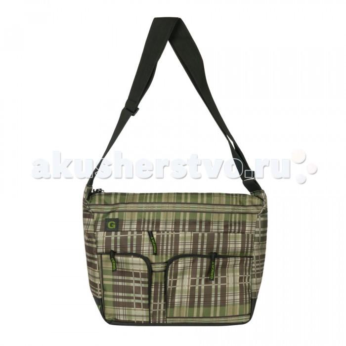 Купить Школьные рюкзаки, Grizzly Сумка молодежная MM-600-2