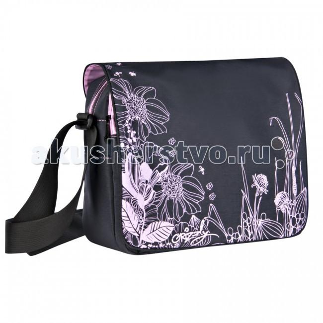 Купить Школьные рюкзаки, Grizzly Сумка школьная MD-353-4