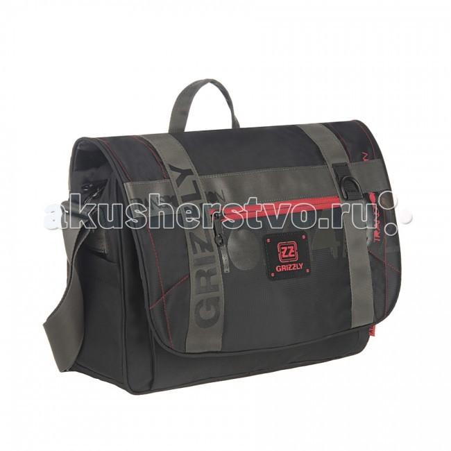 Школьные рюкзаки Grizzly Сумка школьная ММ-504-2 рюкзаки grizzly рюкзак