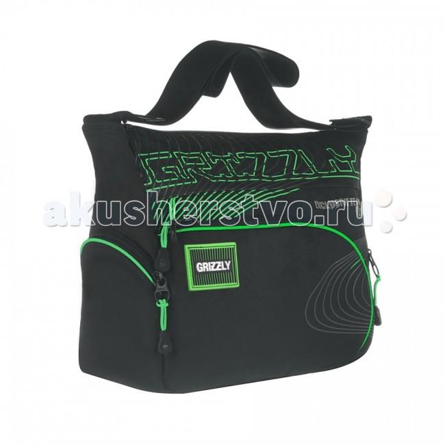 Школьные рюкзаки Grizzly Сумка школьная ММ-505-2 рюкзаки grizzly рюкзак