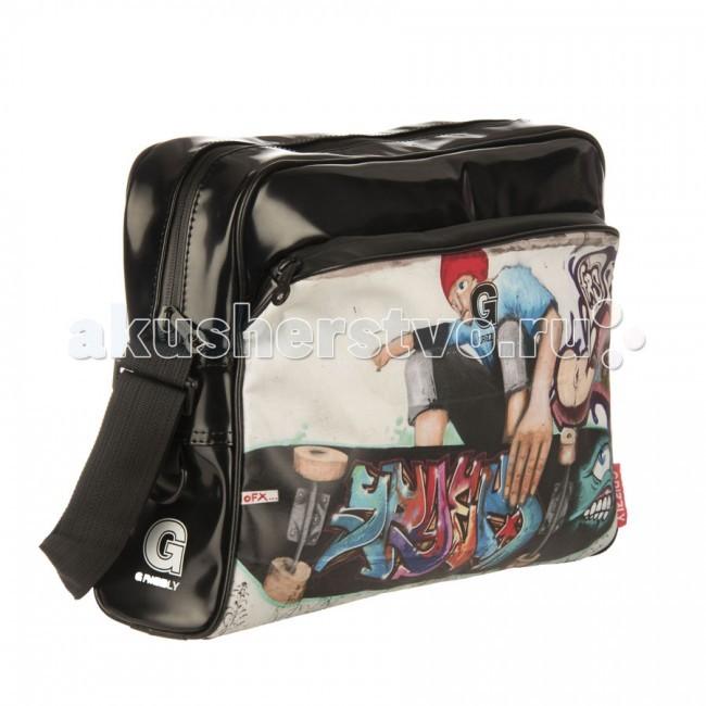 Школьные рюкзаки Grizzly Сумка школьная ММ-505-2