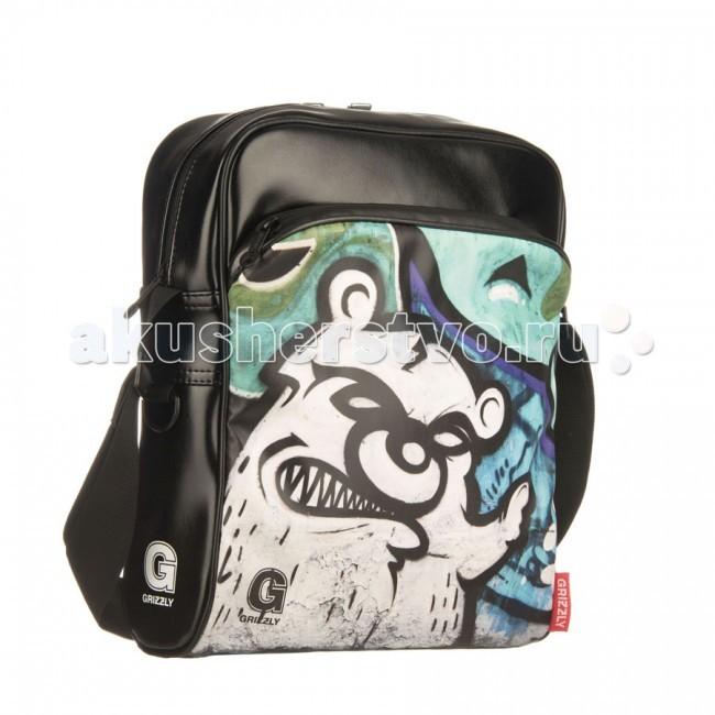 Школьные рюкзаки Grizzly Сумка школьная ММ-517-3 рюкзаки grizzly рюкзак