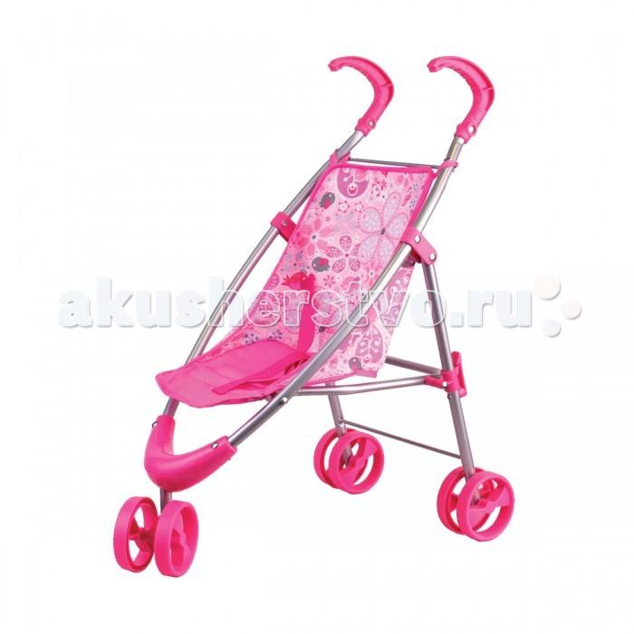 Коляски для кукол Gulliver прогулочная с вращающимися передними колесами, Коляски для кукол - артикул:424709