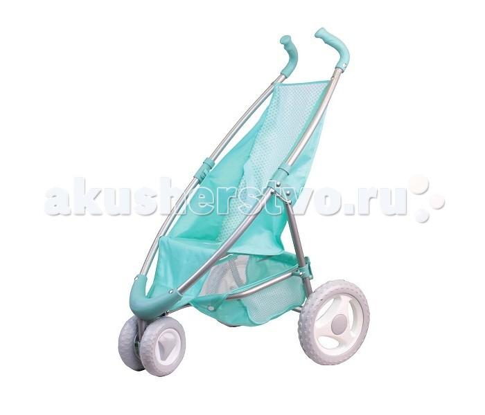 Коляски для кукол Gulliver прогулочная поворотные передние колеса