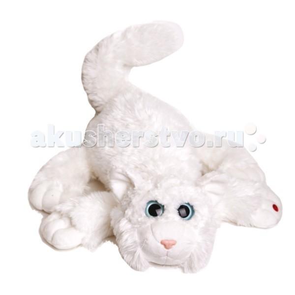 Мягкая игрушка Gulliver Котик Шалунишка озвученный 45 см