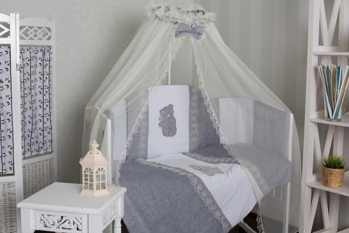 Комплект в кроватку GulSara 46 (6 предметов)