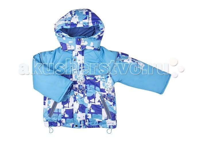 Детская одежда , Куртки, пальто, пуховики Гуш Куртка Эверест для мальчика K-S002 арт: 365552 -  Куртки, пальто, пуховики
