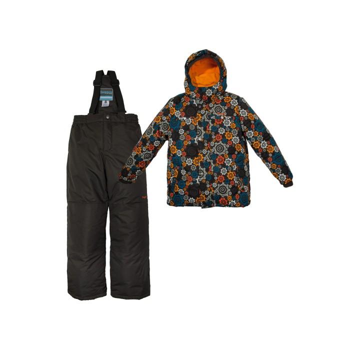 Gusti Zingaro Комплект одежды ZWB 4867Zingaro Комплект одежды ZWB 4867Зимний костюм Gusti состоит из куртки и полукомбинезона. В нем ребенку тепло и удобно независимо от того, какая температура на улице. Такая верхняя одежда – идеальный вариант для суровой зимы с сильными морозами.  Куртка:  Ткань верха taslan 2000мм  Наполнитель тек-полифилл плотностью 230 гр/м (8 унций)  Подклад флис на груди и спинке  Снегозащитная юбка  Регулируемый рукав  Молнии и фурнитура YKK  Капюшон отстегивается  Брюки:  Ткань верха taslan 2000мм + Cordura Oxford сзади, на коленях, и по низу брючин  Наполнитель тек-полифилл плотностью 170 гр/м (6 унций)  Регулируемые лямки полукомбинезона.  Снегозащитные гетры.  Молнии и фурнитура YKK<br>