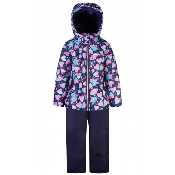 Картинка для Утеплённые комплекты Gusti Комплект для девочки (куртка, полукомбинезон) GWG 5334