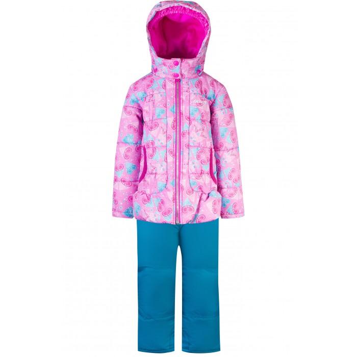 Картинка для Gusti Комплект для девочки (куртка, полукомбинезон) GWG 5334
